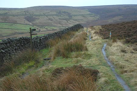 Haworth Moors The Inspiration Behind Emily Bronte's Wuthering Heights
