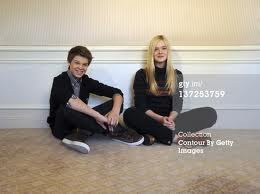 colin ford and elle fanning