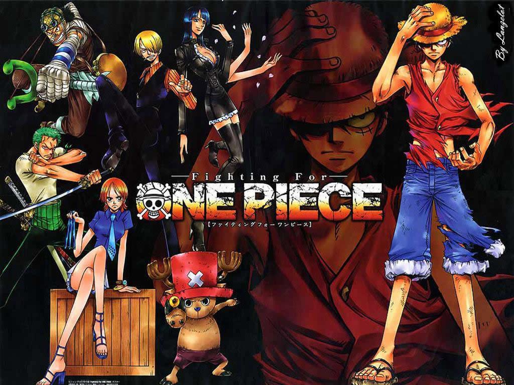 One Piece 2017
