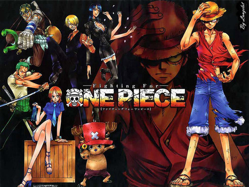 cool backrounds - one-piece Wallpaper