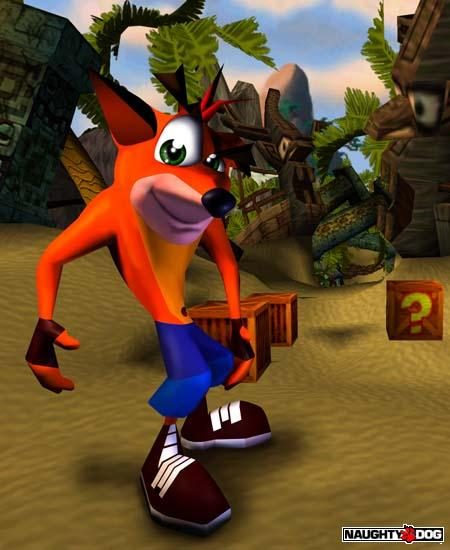 crash bandecoot
