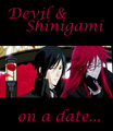 devil & shinigami