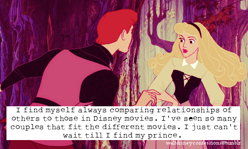 disney confessions - sleeping-beauty Fan Art