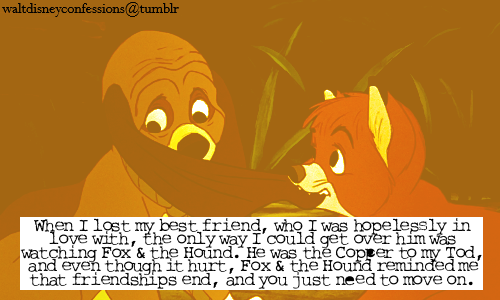 The Fox And The Hound Images Disney Confessions Wallpaper And Background  Photos