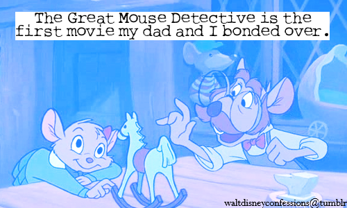The Great Mouse Detective wallpaper probably containing anime titled disney confessions