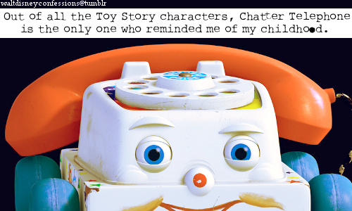 disney confessions - toy-story Fan Art