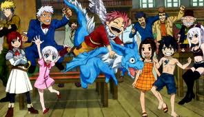 fairy tail kids ^^