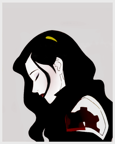 avatar-la leyenda de korra fondo de pantalla titled fanart of asami