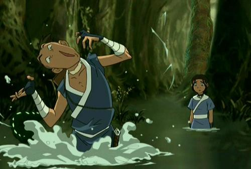 Avatar: The Last Airbender achtergrond entitled funny !!