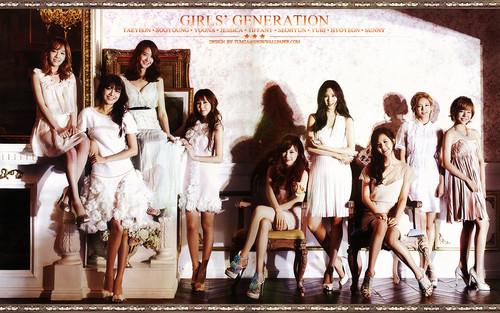 Girls Generation/SNSD wallpaper titled Girls' Generation