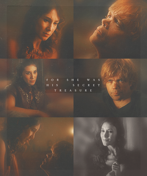 Tyrion Lannister & Shae - Game of Thrones Fan Art ... Game Of Thrones Shae And Tyrion