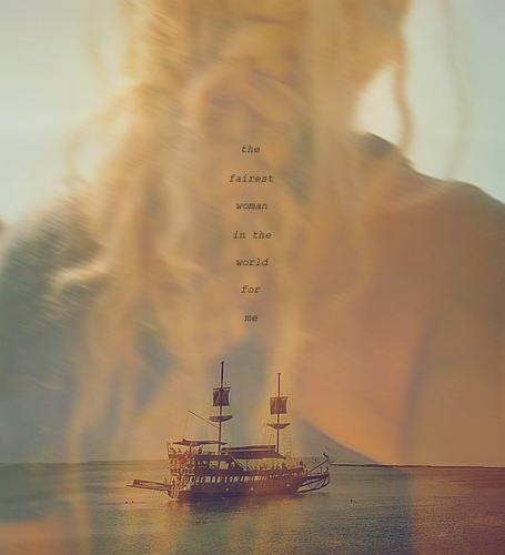 Victarion Greyjoy & Daenerys Targaryen