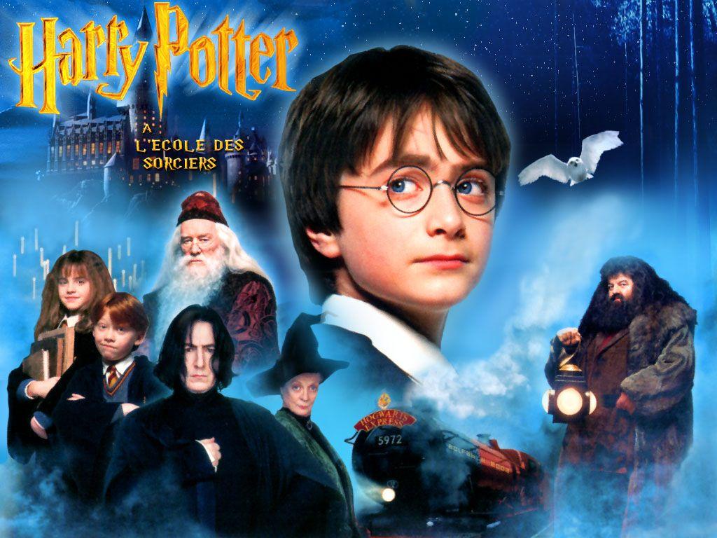 Harry Potter harry potter