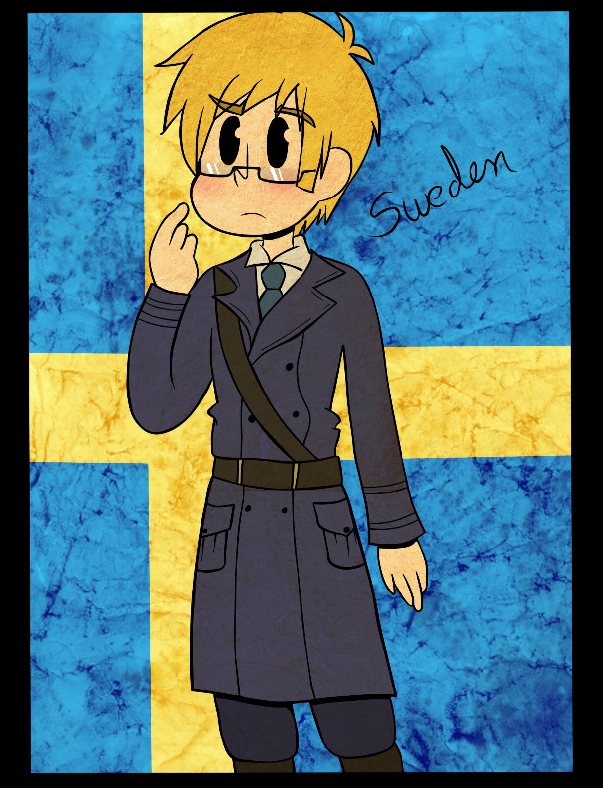 sweden hetalia