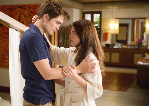 Breaking Dawn The Movie wallpaper possibly with a sign titled honeymoon