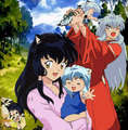 inuyasha - inuyasha-and-kagome photo