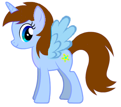 My Little Pony Base Pegasus - Mlp Base Pegasus Flying Angry - Free  Transparent PNG Clipart Images Download