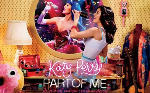 Katy Perry wallpaper entitled katy perry part of me movie wallpaper 1024x768