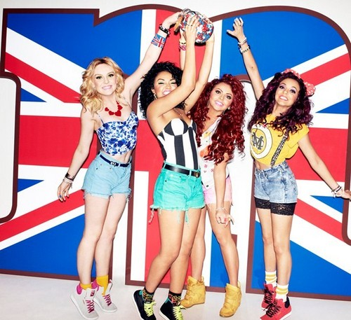 little mix at m and m world