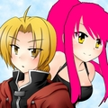 me and the love of my life edward elric~