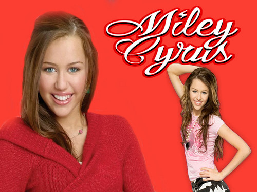 Miley Cyrus wallpaper containing a portrait entitled miley
