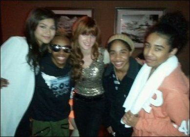 zendaya and mindless behavior - photo #1