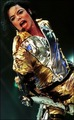 pure sweet golden angel - michael-jackson photo