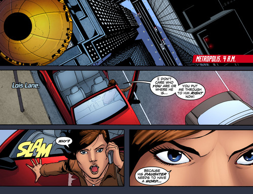 smallville season 11 comics