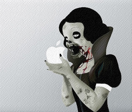 snow white zombies