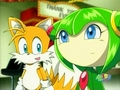 tails and cosmo sonic x episode 65 - miles-tails-prower photo