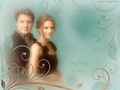 tangled up in love (ver.2) - castle wallpaper