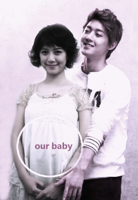 Kim Hyun Joong wallpaper probably with a portrait titled the proud parents