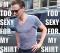 too sexy - tom-hiddleston fan art