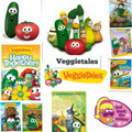 veggietales collage - veggie-tales fan art