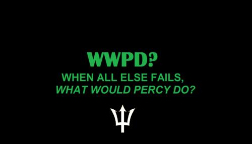 whatwouldpercydo?