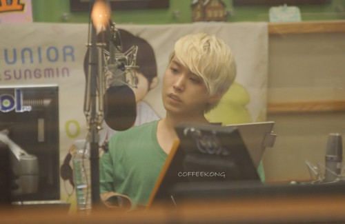 120712 Kiss The Radio - Sungmin