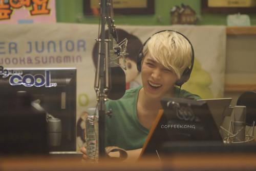 120712 Ciuman The Radio - Sungmin