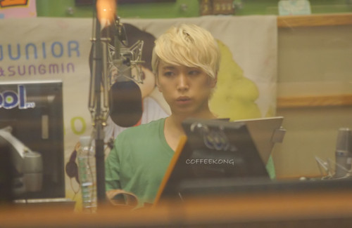 120712 키스 The Radio - Sungmin