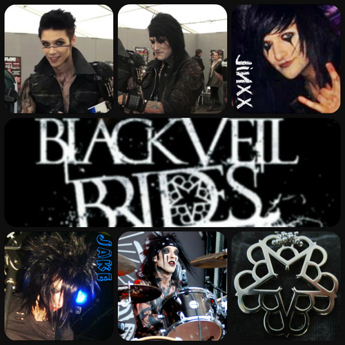 Rakshasa & friends wallpaper containing a sign called ★ BVB ☆