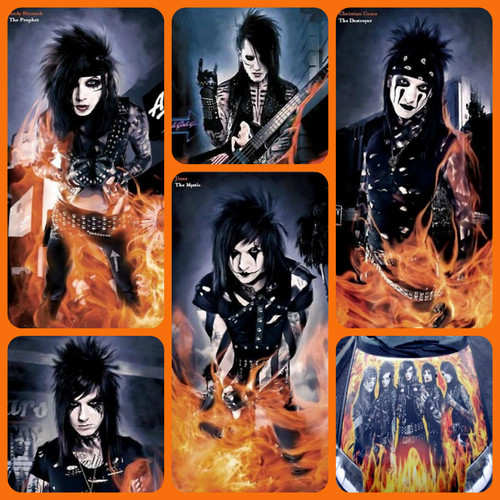 Rakshasa & Friends Hintergrund with Anime titled ☆ BVB ★
