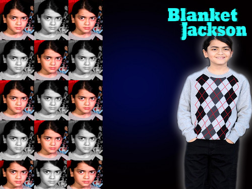 Blanket Jackson wallpaper entitled ♥Blanket Jackson♥
