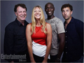 'Fringe' Cast Portrait @ Comic Con 2012 - anna-torv photo