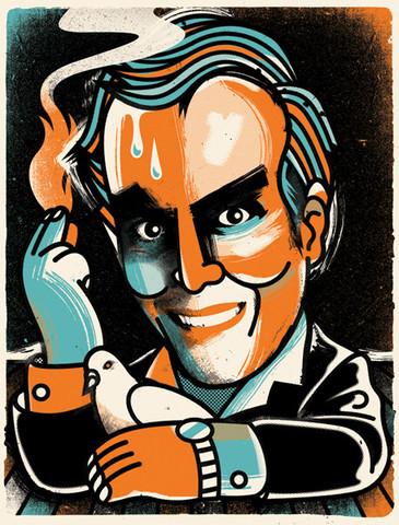 """George Oscar Bluth Jr."" por Ivan Minsloff"
