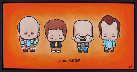 """Good Grief"" por jsalvador"
