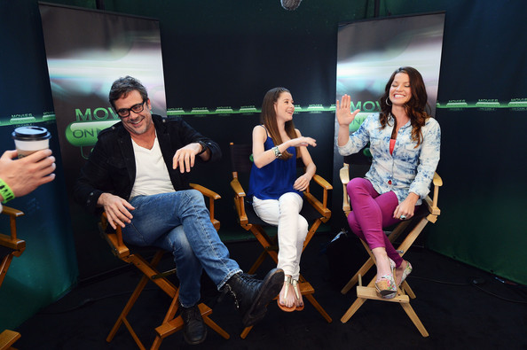 """Hunger Games"" Tributes Visit The filmes On Demand Lounge At Comic Con"