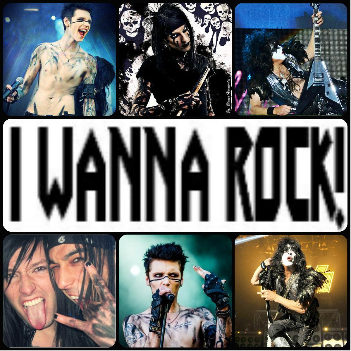 ☆ I Wanna Rock ★