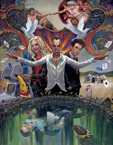 """It's All an Illusion"" by Aaron Jasinski"