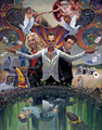 """It's All an Illusion"" by Aaron Jasinski - arrested-development fan art"