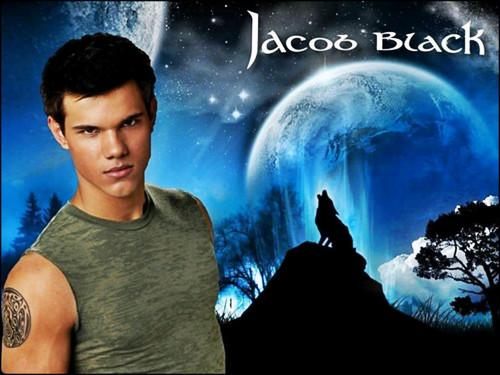 ☆ Jacob Black ★