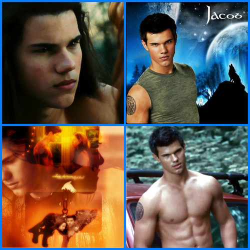 ☆ Jacob Black ★